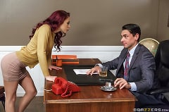 Monique Alexander - Getting Off The Typing Pool (Thumb 01)