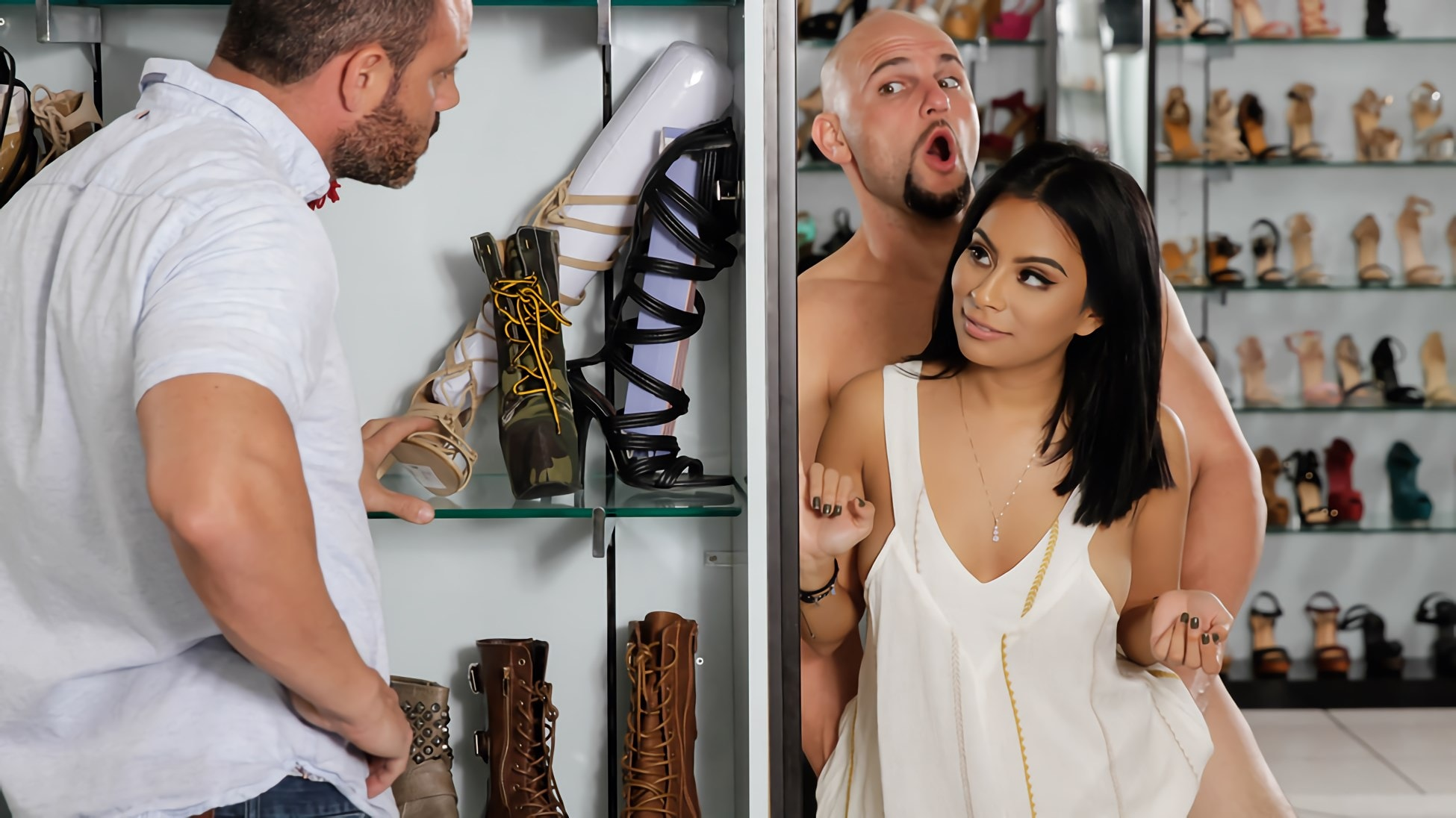 Brazzers 'If The Shoe Fits' starring Monica Asis (photo 6)