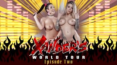 Angela White - Xander's World Tour - Ep.2 (Thumb 06)