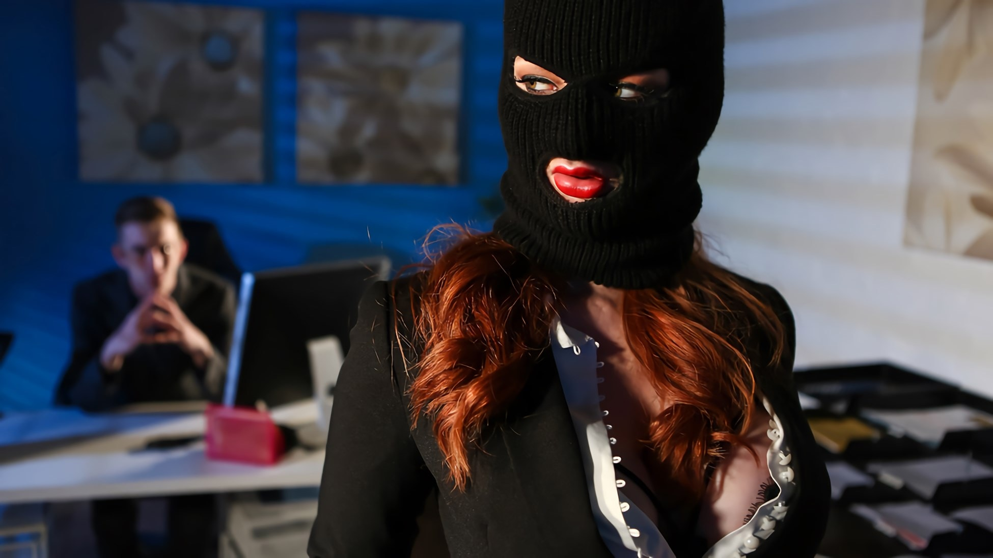 Brazzers 'Corporate Espionage' starring Zara DuRose (photo 6)