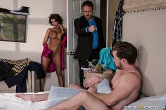 Joslyn James - Late Riser Gets Laid (Thumb 02)
