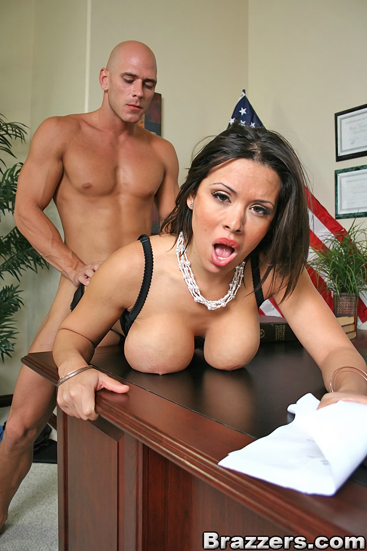 Brazzers 'Law loop hole' starring Sienna West (photo 12)