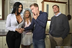 Jasmine Jae - Tea And Crump-tits (Thumb 01)