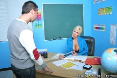 Puma Swede - Big Dick Student For Ms. Swede (Thumb 05)