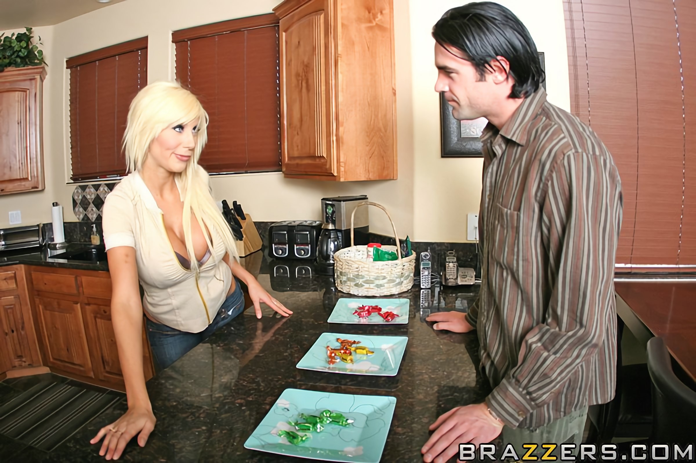 Brazzers 'My brothers keeper' starring Puma Swede (photo 4)