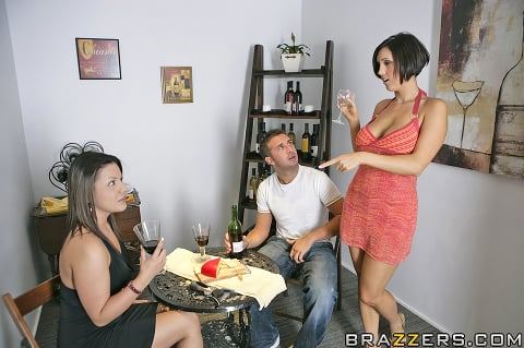 Brazzers 'Ages Just Like Wine' starring Dylan Ryder (Photo 4)