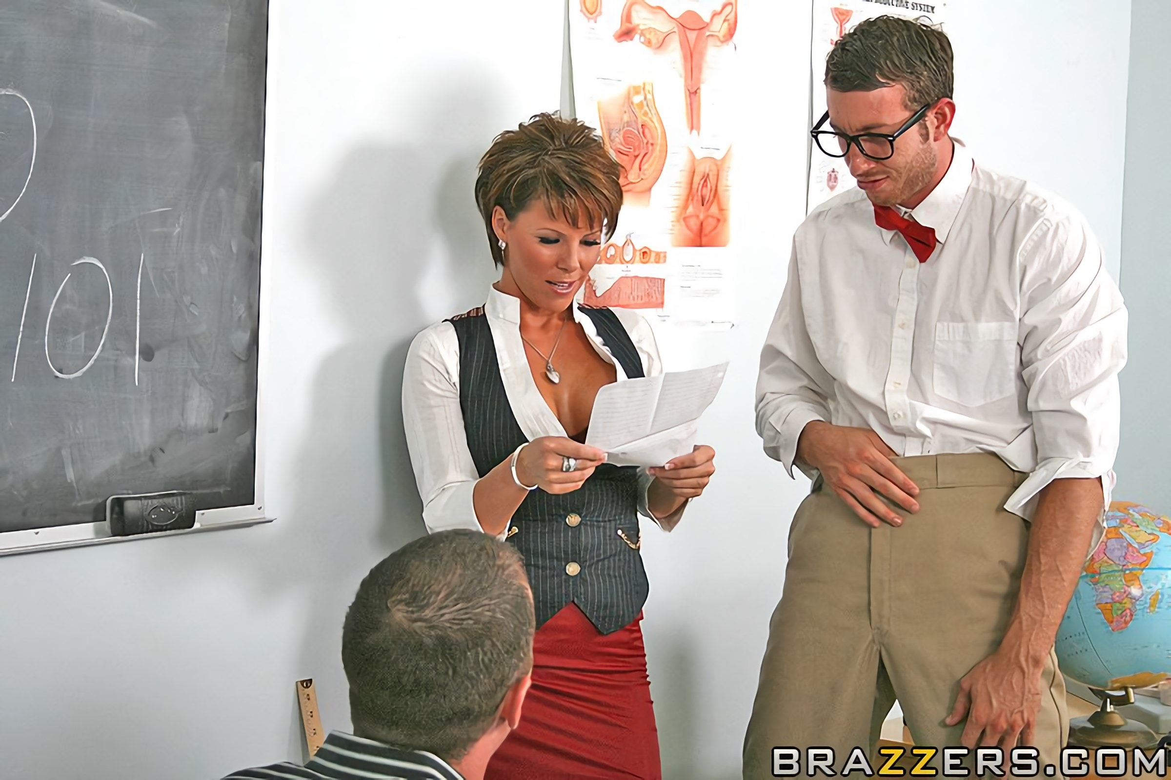 Kayla Synz - Sex_Education_in_Depth (photo 6)| Brazzers