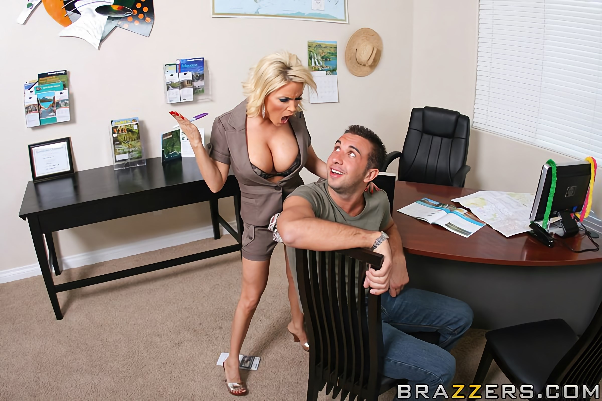 how much is brazzers worth