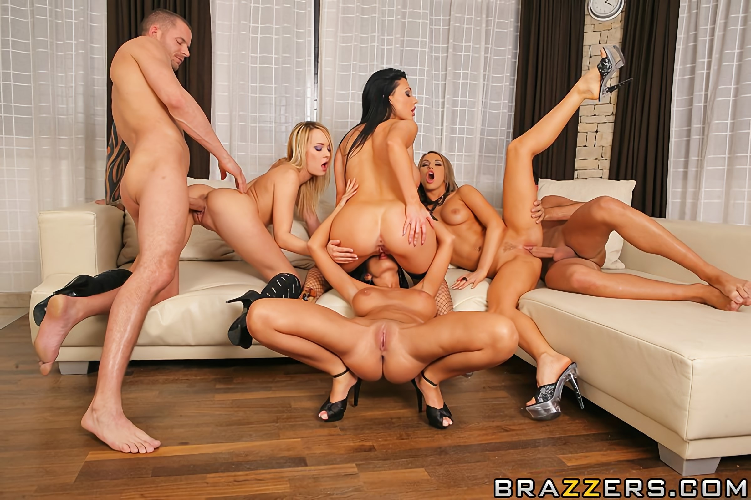 Фото группового секса