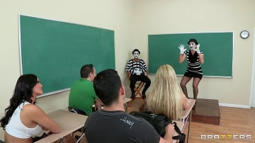 Mackenzee Pierce - Mime Time