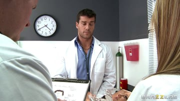 Zoey Holiday - Female Sexual Arousal- A Doctors Touch