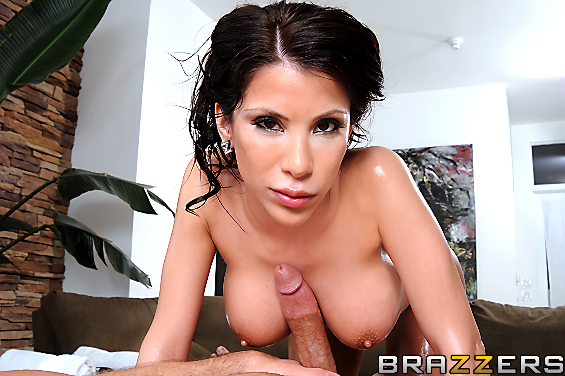 Brazzers 'Massage for the Assage' starring Aleksa Nicole (photo 9)