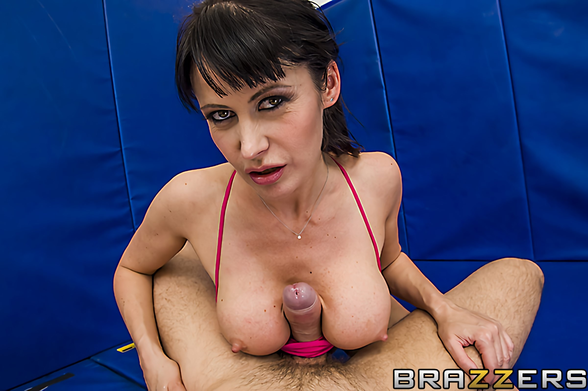 Brazzers 'MMA equals Much More Anal' starring Eva Karera (photo 10)