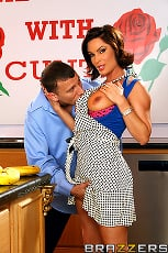 Diamond Foxxx - Home Cooking with Cunts (Thumb 06)