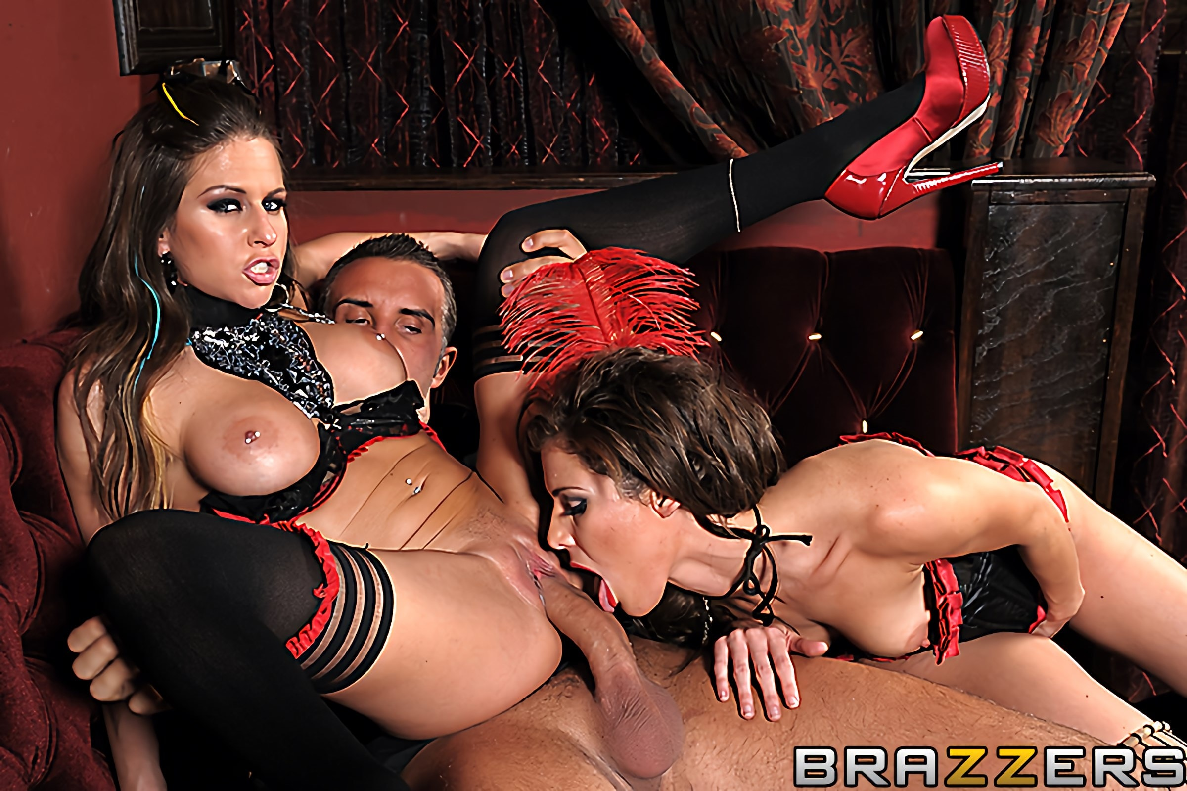 Brazzers 'Caged Pussy' starring Rachel RoXXX (photo 11)