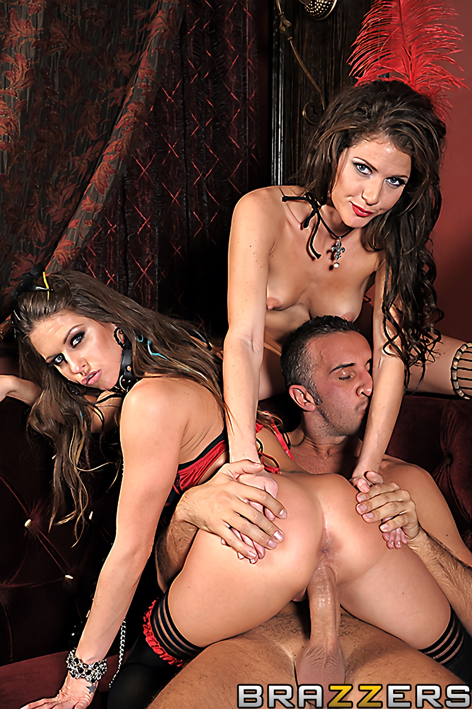 Brazzers 'Caged Pussy' starring Rachel RoXXX (photo 15)