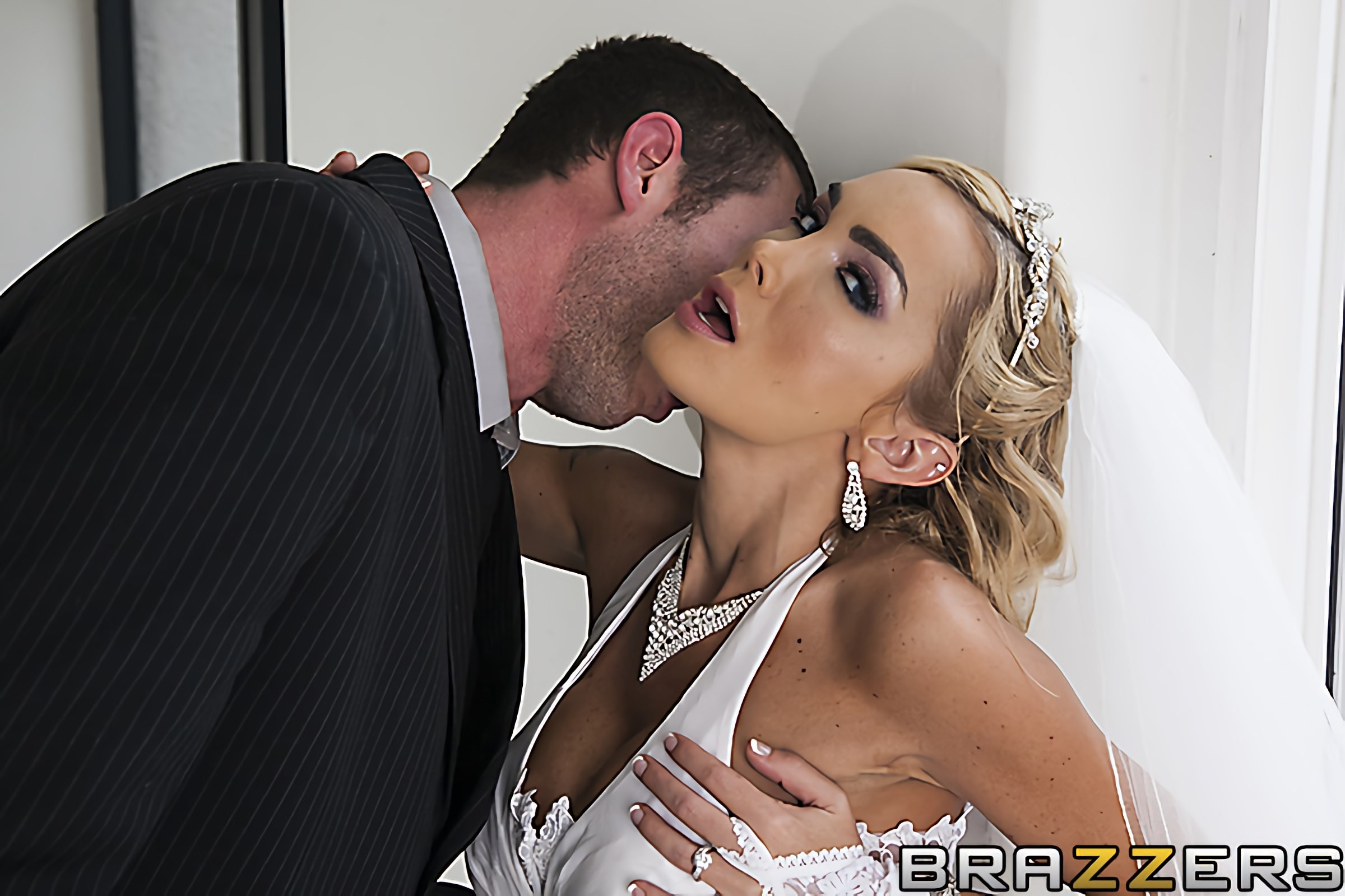 Brazzers 'Till Dick Do Us Part' starring Devon (photo 7)
