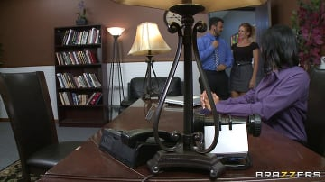 Rachel Starr - Sexual Harassment In The Work Place
