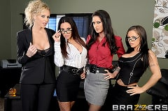 Julia Ann - Office 4-play IV (Thumb 05)