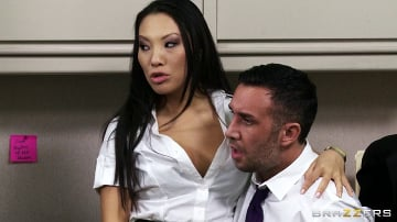 Asa Akira - One Part Keiran, Two Parts Tits