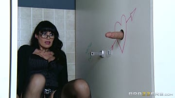 Eva Karera - Hunting For Cocks At The Glory Hole