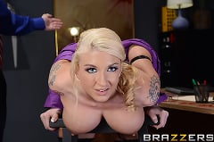 Leya Falcon - Defiance in the Office (Thumb 10)