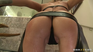 Charisma Cappelli - Caressing Charismas Ass