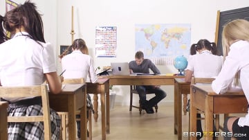 Anissa Kate - French Exam
