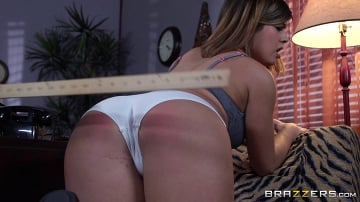 Ariella Ferrera - School Discipline - Part Two