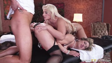 Cherie Deville - Massage My Mother In Law