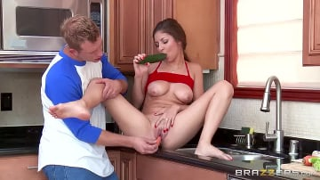 Nina North - Vegetable Cock Tale