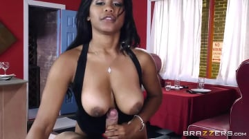 Jenna J Foxx - A Tip For The Waitress