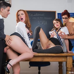 Ella Hughes in 'Brazzers' Lets Welcome The New Student (Thumbnail 3)