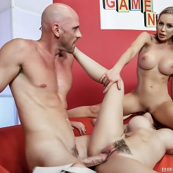 Nicole Aniston in 'Brazzers' Game Night Shenanigans (Thumbnail 3)