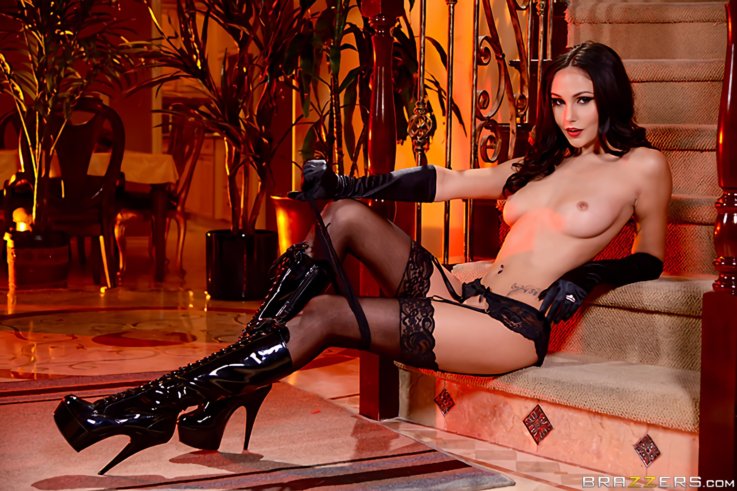 Brazzers 'Dick Or Treat' starring Ariana Marie (Photo 9)