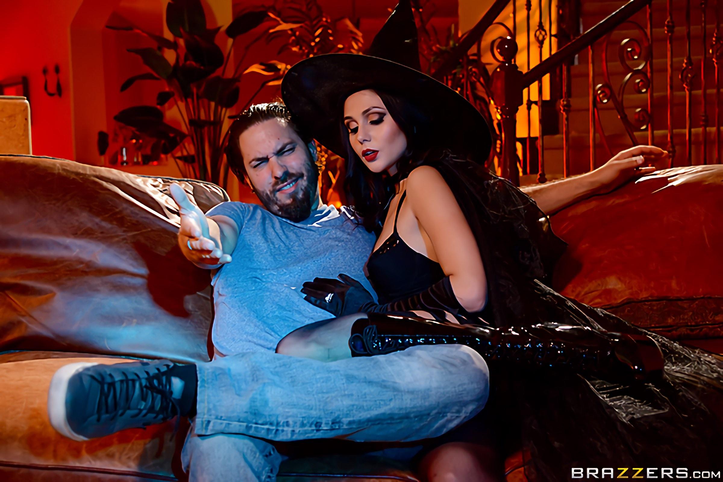 Brazzers 'Dick Or Treat' starring Ariana Marie (Photo 11)