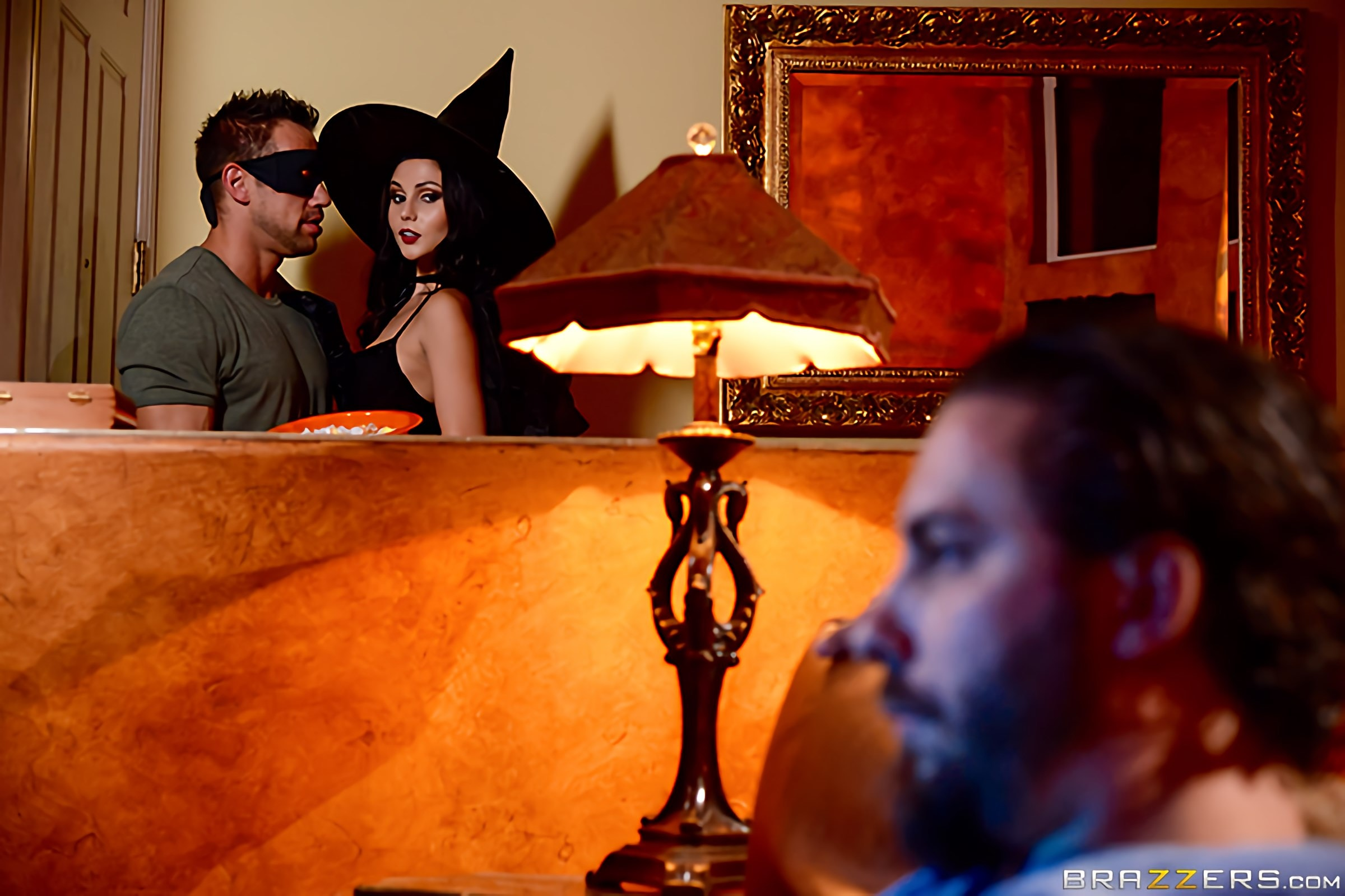 Brazzers 'Dick Or Treat' starring Ariana Marie (Photo 12)