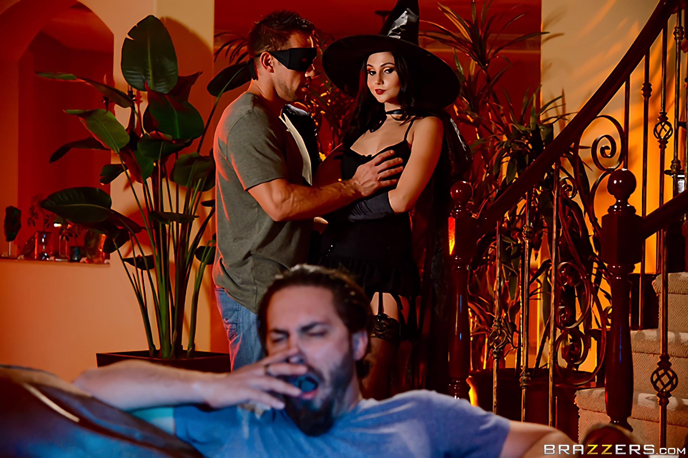 Brazzers 'Dick Or Treat' starring Ariana Marie (Photo 13)