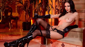 Ariana Marie in 'Dick Or Treat'
