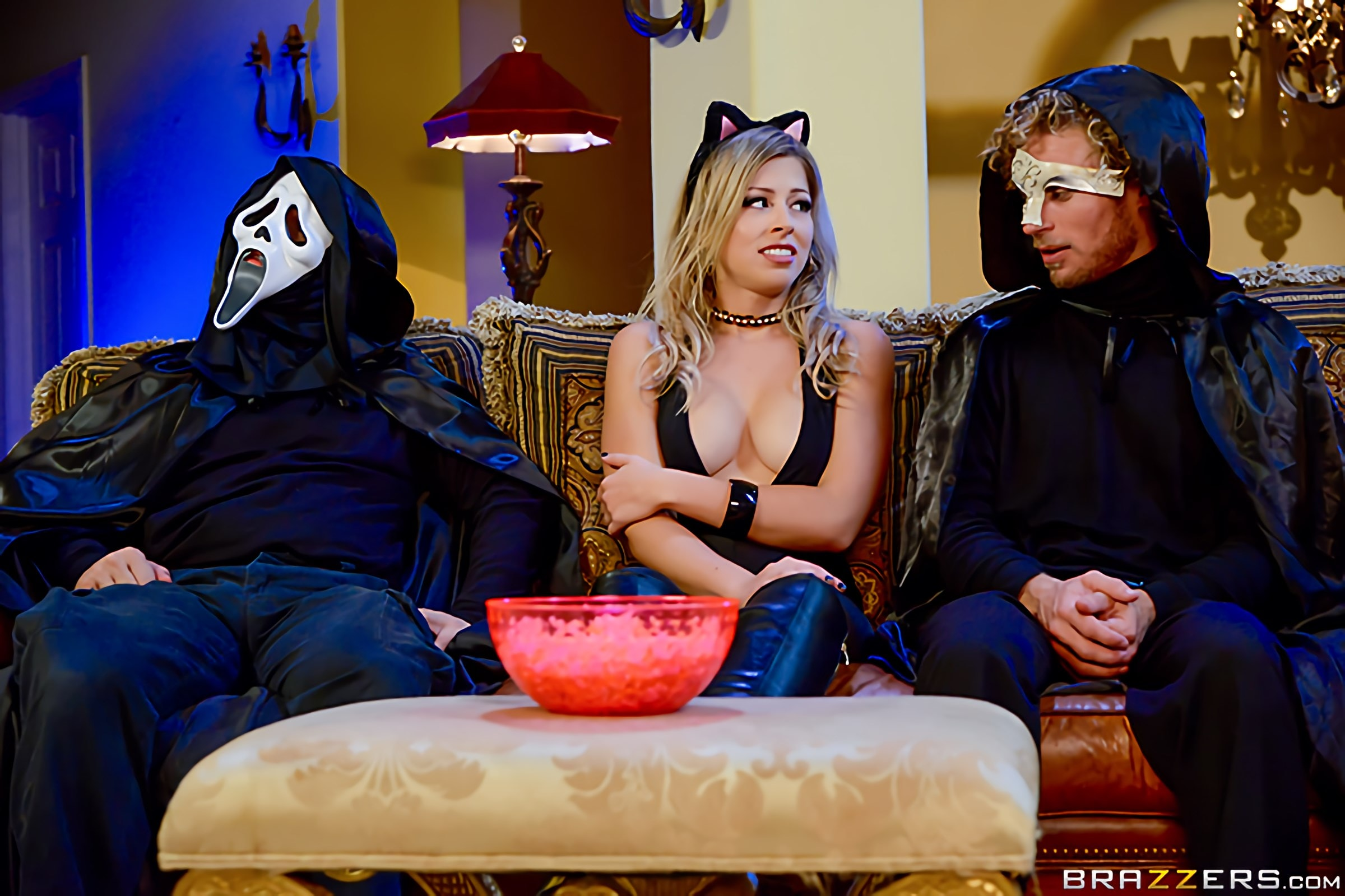 Brazzers 'Trick And Treat' starring Zoey Monroe (Photo 1)