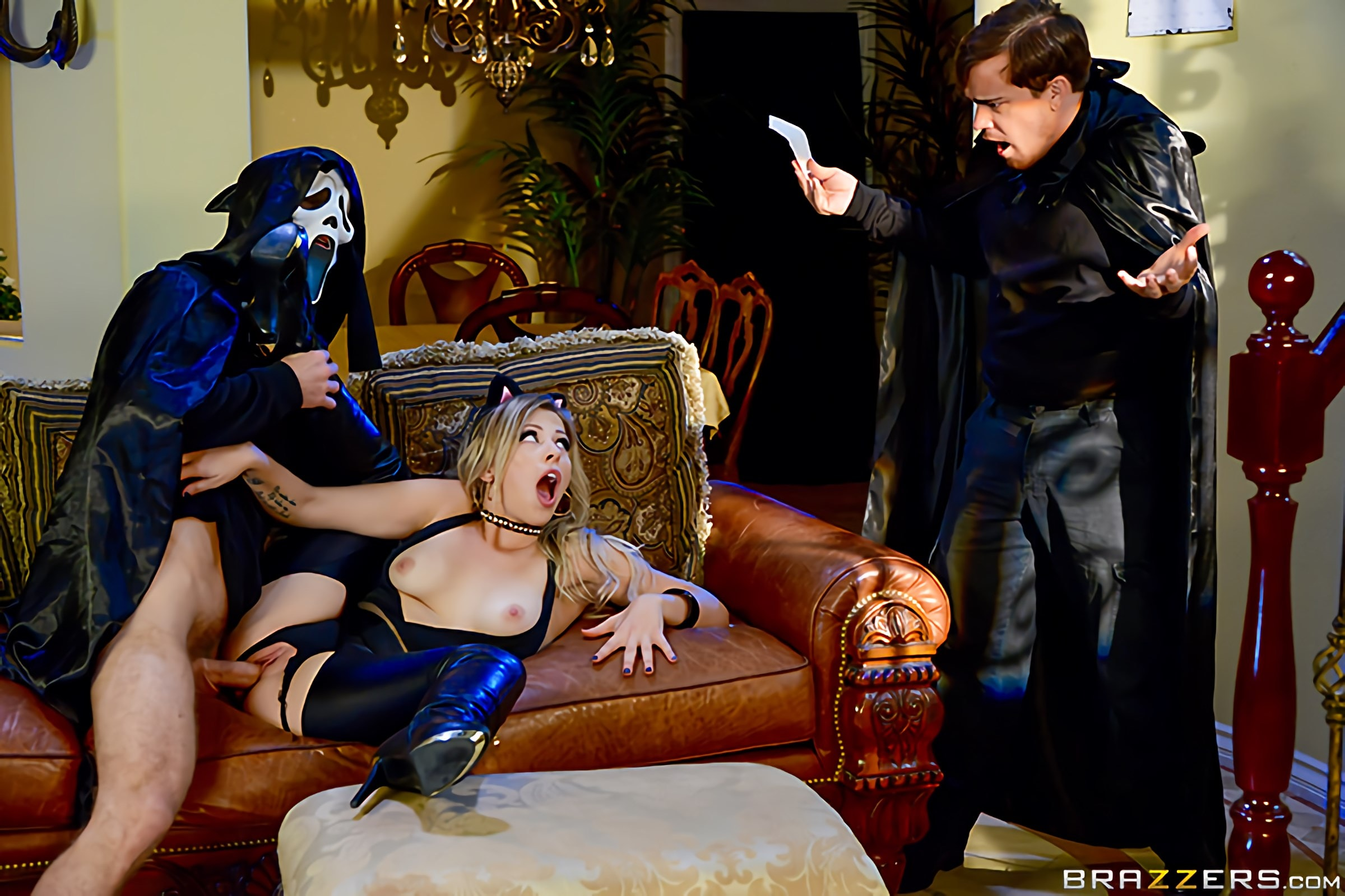Brazzers 'Trick And Treat' starring Zoey Monroe (Photo 6)