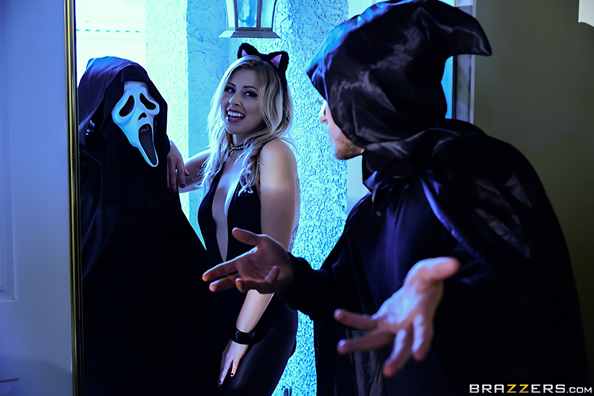 Brazzers 'Trick And Treat' starring Zoey Monroe (Photo 13)