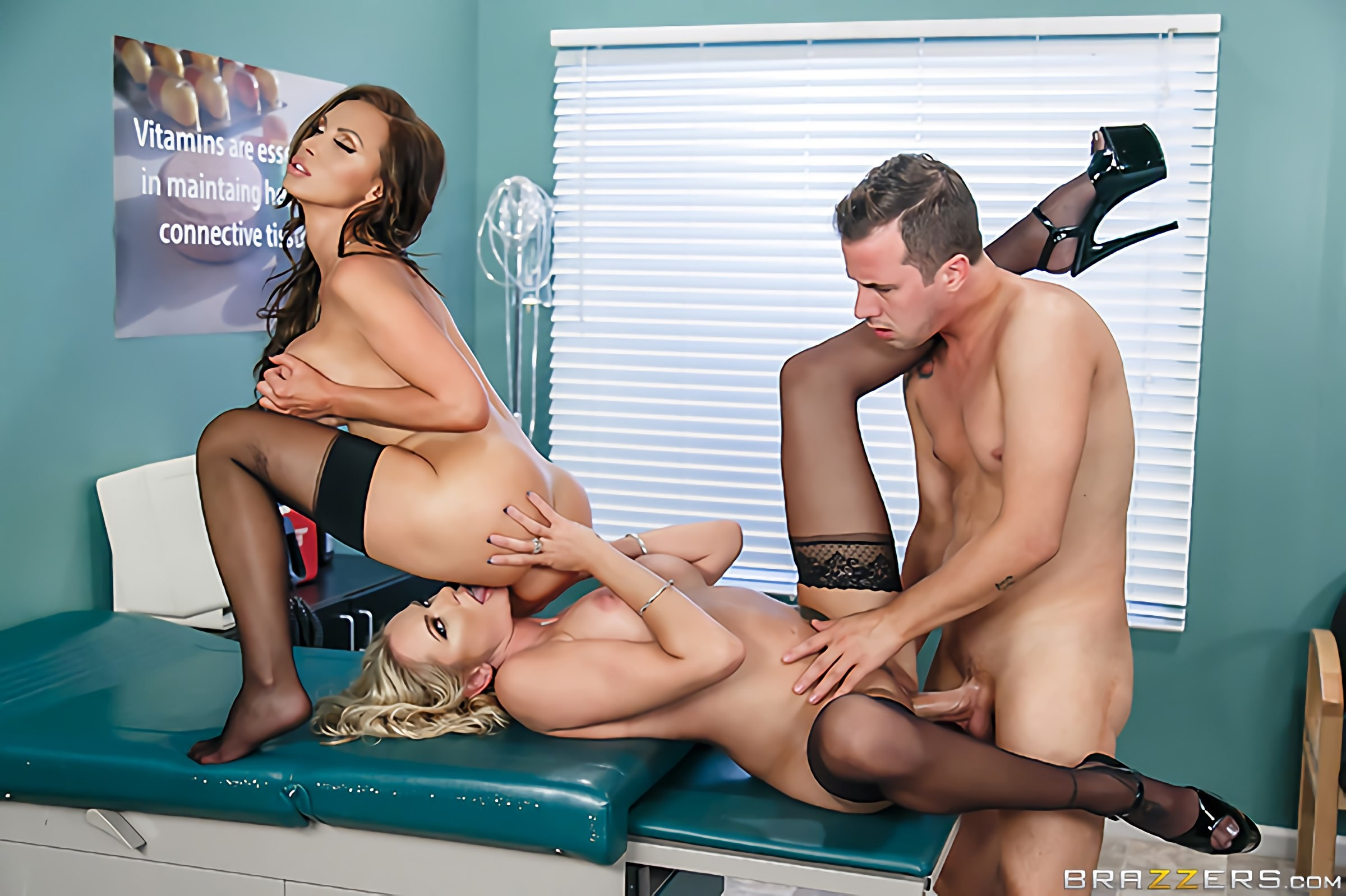Brazzers 'Dick Stuck In Fleshlight' starring Nikki Benz (Photo 4)