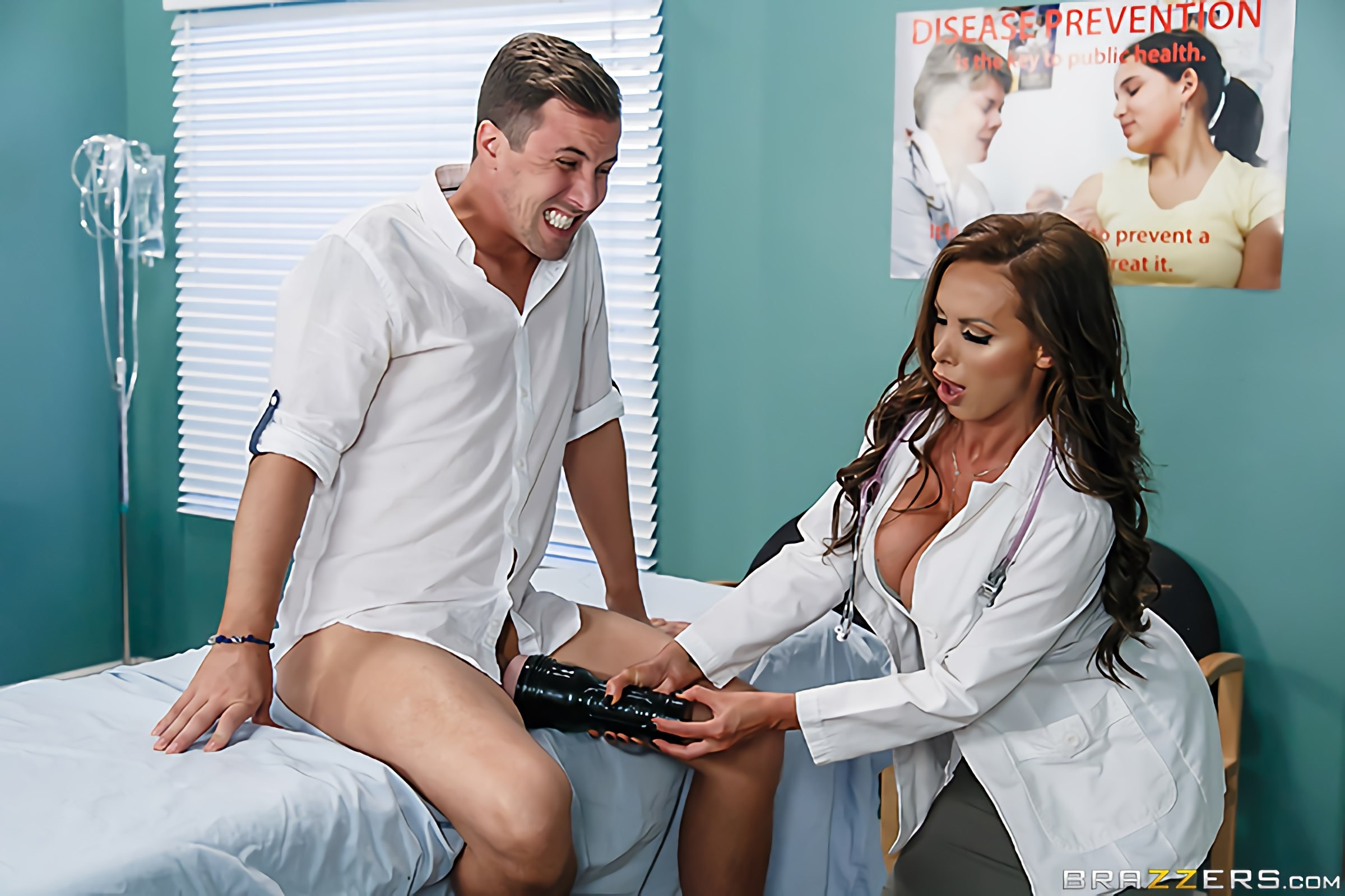 Brazzers 'Dick Stuck In Fleshlight' starring Nikki Benz (Photo 10)