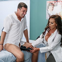 Nikki Benz in 'Brazzers' Dick Stuck In Fleshlight (Thumbnail 10)