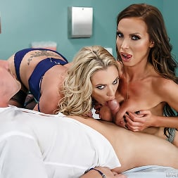 Nikki Benz in 'Brazzers' Dick Stuck In Fleshlight (Thumbnail 12)