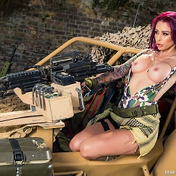 Monique Alexander in 'Brazzers' Cock Of Duty- A XXX Parody (Thumbnail 10)