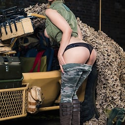 Monique Alexander in 'Brazzers' Cock Of Duty- A XXX Parody (Thumbnail 11)