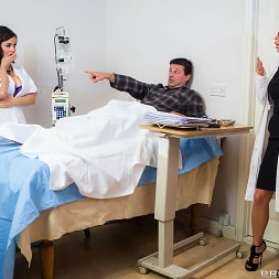Monique Alexander in 'Brazzers' Going HAM On The Nurse (Thumbnail 1)