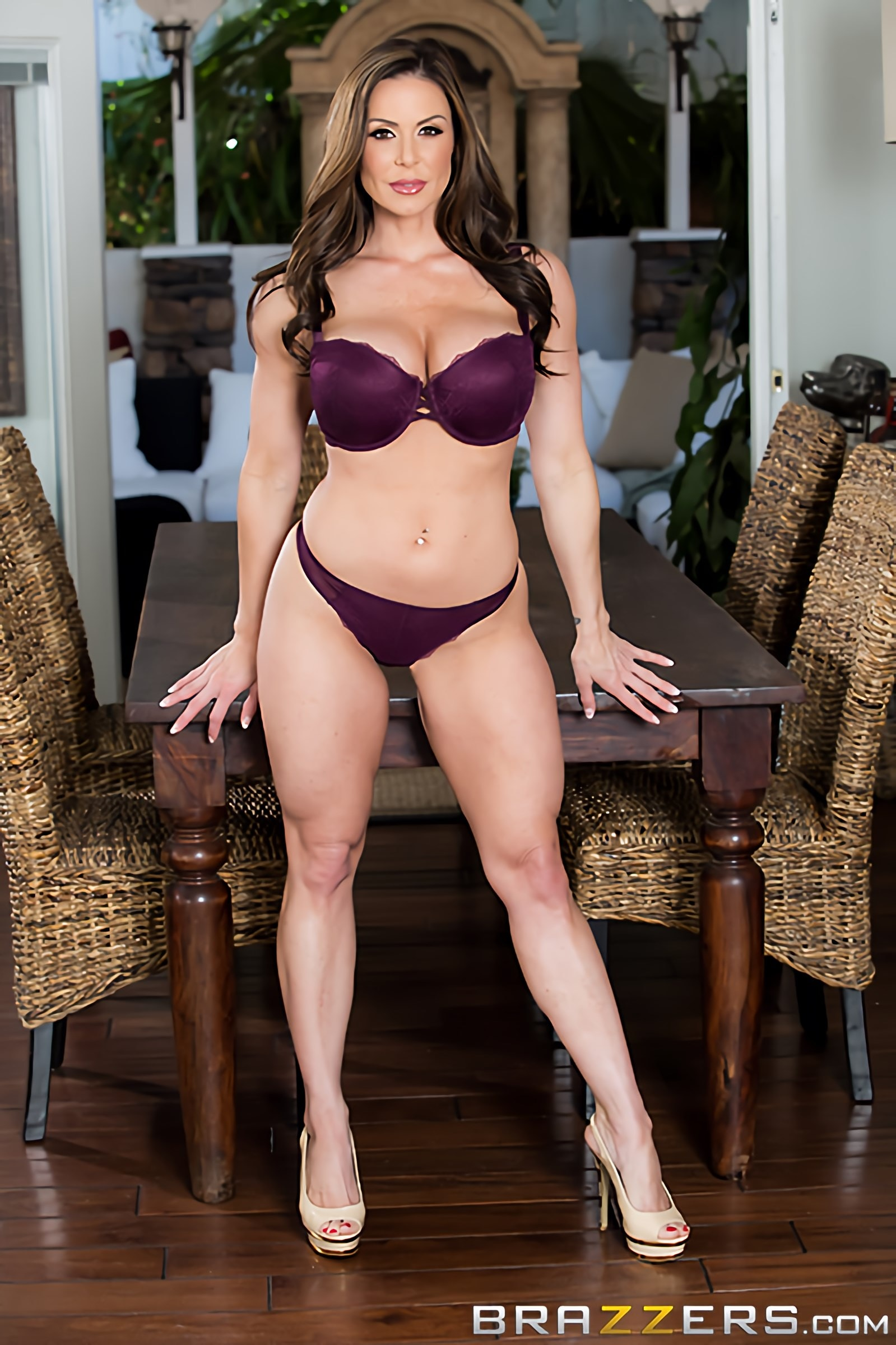 Brazzers 'Kendras Thanksgiving Stuffing' starring Kendra Lust (Photo 8)